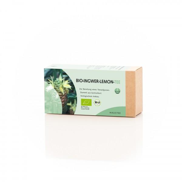 Bio Ingwer-Lemon-Tee im Filterbeutel (25 FB)