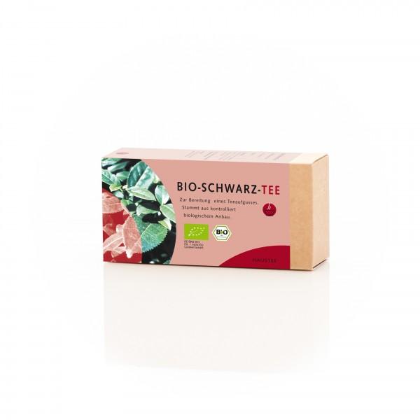 Bio Schwarzer Tee im Filterbeutel (25 FB)