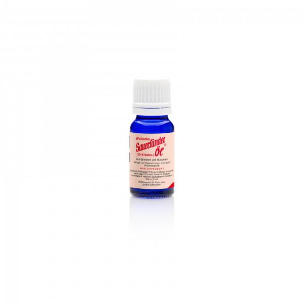 Sauerländer 15-Kräuter-Öl