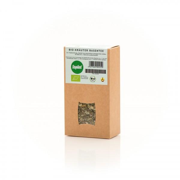 Bio Basentee aus 49 Kräutern Premium