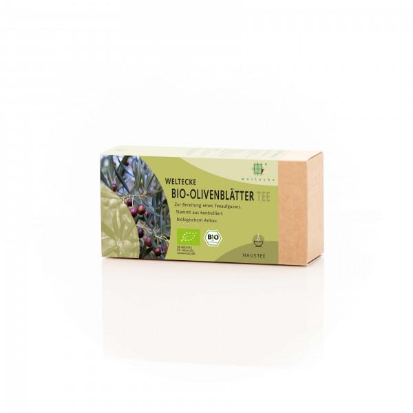 Bio Olivenblättertee im Filterbeutel (25 FB)