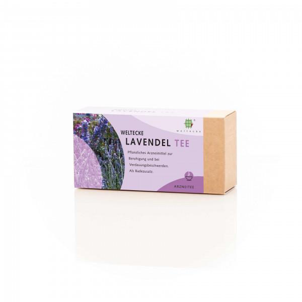 Lavendeltee im Filterbeutel (25 FB)